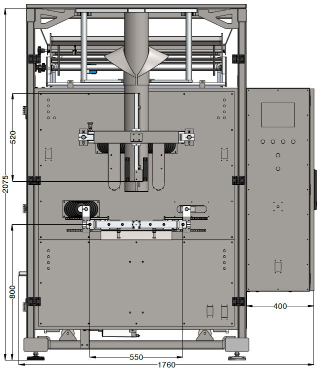 DLPACK 400 front view.JPG